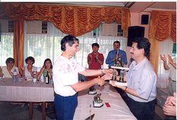 Club Cisne Helios en 1997 del XXV Rapel del Tajo 3º CLUB.jpg