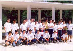 1º POR EQUIPO EN EL RAPHEL 1993.jpg