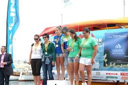 KAYAK DEL MAR 2º PODIUM.JPG